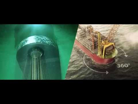 Prelude FLNG Animation