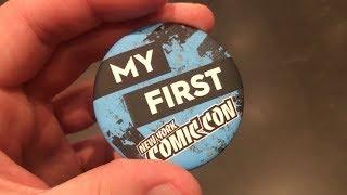 My New York Comic Con 2018 Experience
