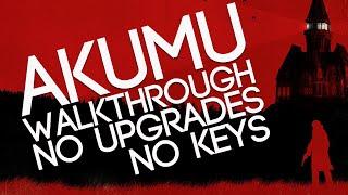 The Evil Within - AKUMU Difficulty Walkthrough/No Upgrades/No Keys - Chapter 14 BOSS (2/2)