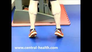 Double Leg Calf Raise