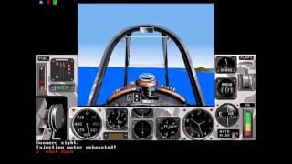 Air Warrior Dos H2H via the Internet