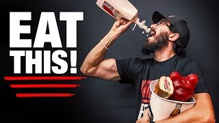 Hardgainer Eating Plan (FULL DAY + TIPS!)
