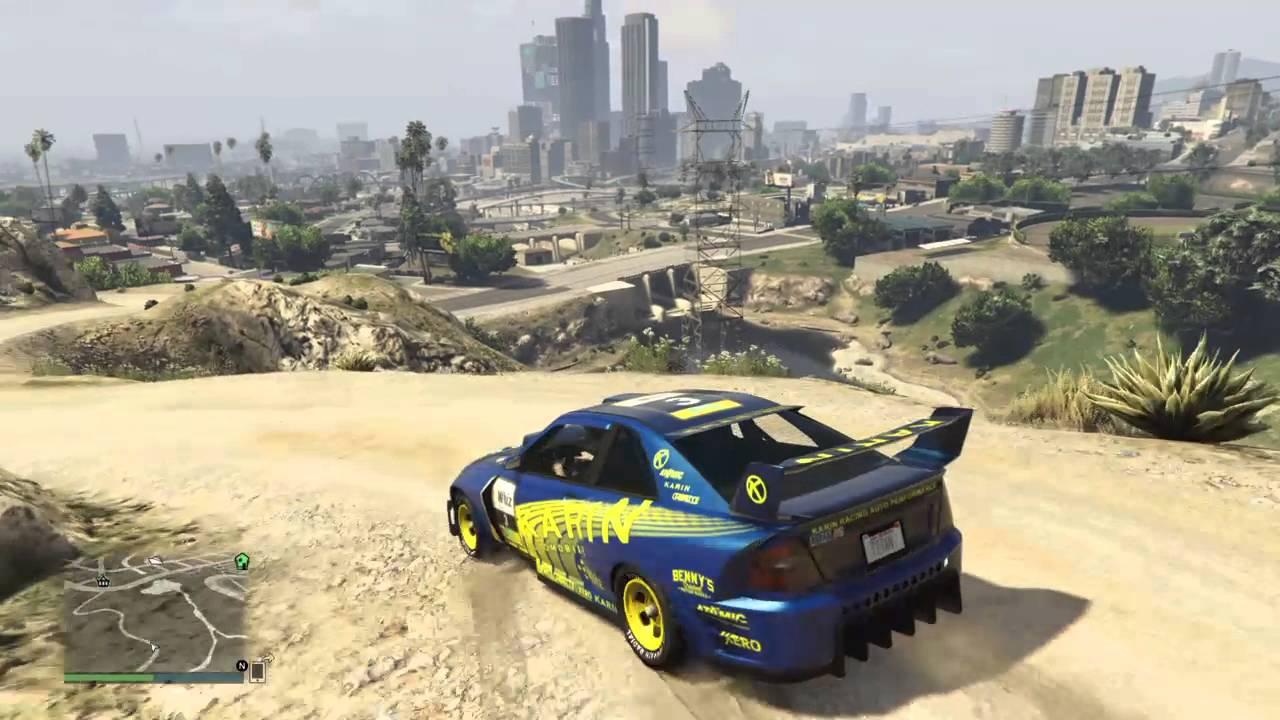 Best Car For Rally Gta