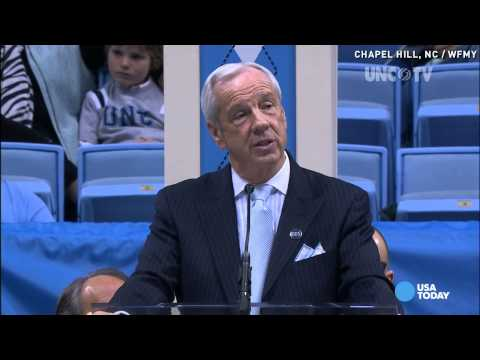 Roy Williams: Dean Smith will always be Coach to me