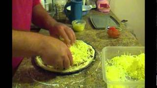 How To Make Donair Pizza