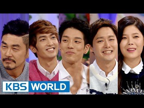 Hello Counselor - Jung Mo, Lee Changmin, Shin Jiho & more! (2015.10.19)
