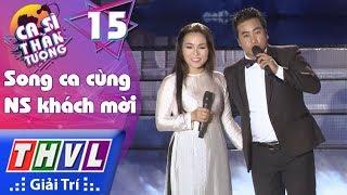 THVL | Ca Sĩ Thần Tượng - Tập 15[3]: Niệm Khúc Cuối - Ánh Nguyệt, Ca sĩ Elvis Trường