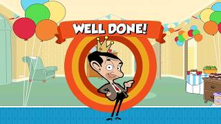 Mr Bean Special Delivery Game Walkthrough