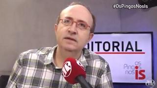 Ninguém ocupou o espaço deixado pelo PT, afirma Reinaldo Azevedo