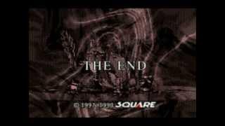 SaGa Frontier - All Characters Endings - HD