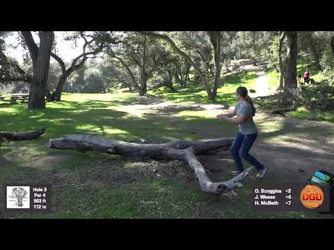 FPO Lead Card Final Round From The 42nd Annual Wintertime Open Presented By Paul McBeth