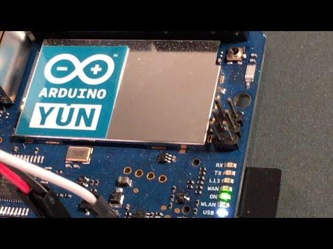 The Arduino Yun