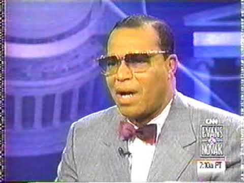 Minister Farrakhan: The Evans and Novak Interview / Directions for Life that Increase Love