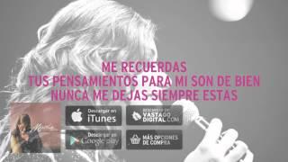 Me Haces Crecer - Marcela Gandara [Audio Oficial]