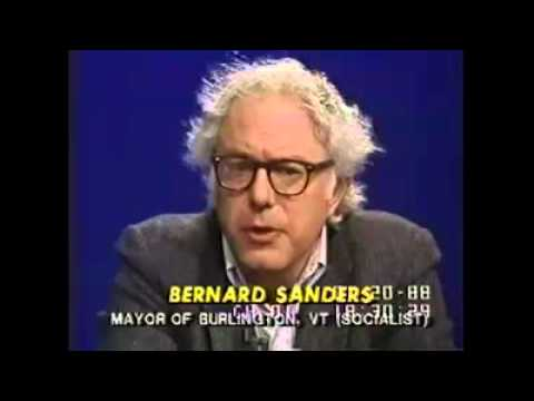 Bernie Sanders Predicted His 2016 Campaign in 1988