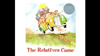 The Relatives Came by Cynthia Rylant.  Grandma Annii