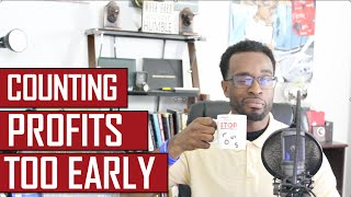 Forex Education: Counting Profits To Early