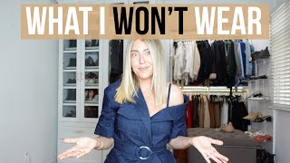 WHAT I WON'T WEAR THIS SPRING 2021 | Lindsay Albanese
