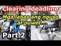 Part 2 - ILLEGAL PARKING, LALONG TUMAMBAK! Clearing Deadline! Pasig Clearing Operation 2019