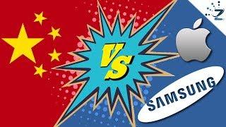 Will China Phones Ever Beat Samsung/Apple?