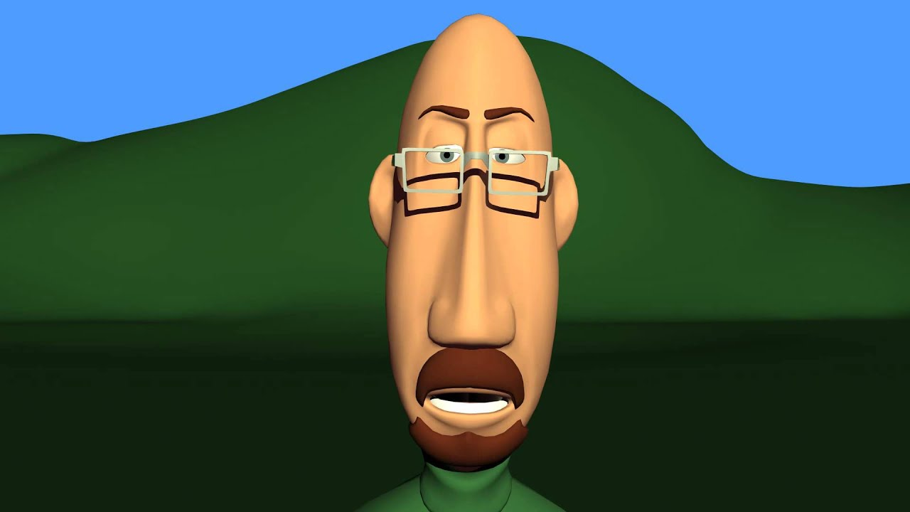 breaking bad 3d animated
