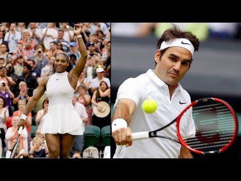 Serena Williams breaks Roger Federer's record in US Open  | वनइंडिया हिन्दी