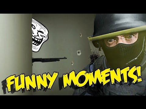 CSGO - Funny Moments | Silver power! | 1080p@60FPS |