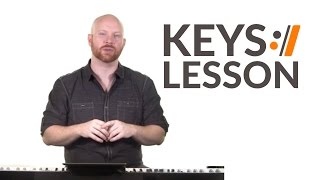 Real Love - Hillsong Young and Free // Keys Tutorial
