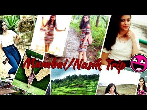 Mumbai/Nasik Trip| Travel vlog