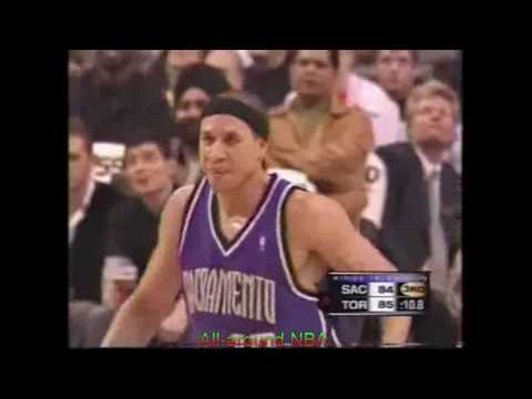 Mike Bibby Highlights @ Toronto, 2005-06. 42 Points