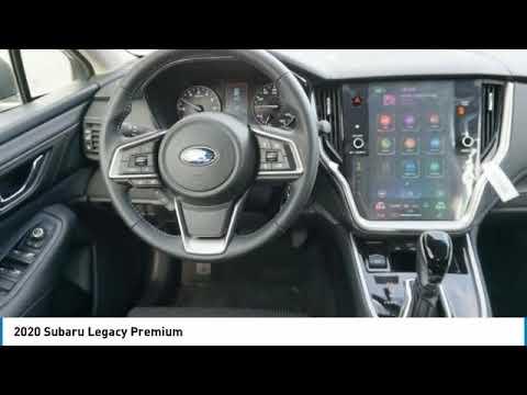 2020 Subaru Legacy Loveland CO U20160