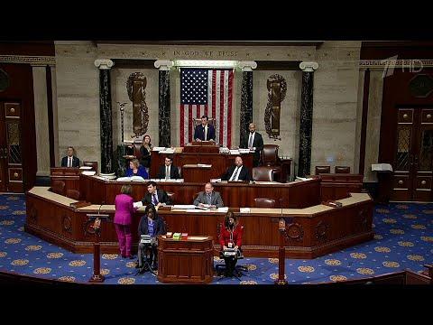 Палата представителей Конгресса США ввела санкции против Турции.