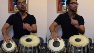 The Humma Song - A.R. Rahman, Badshah, Tanishk (Tabla Cover)