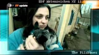 Aktenzeichen XY... ungelöst 11.01.2012 live aus München mit Rudi Cerne - Januar - ZDF