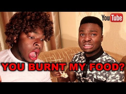 Download When You Burn Food In An African Home