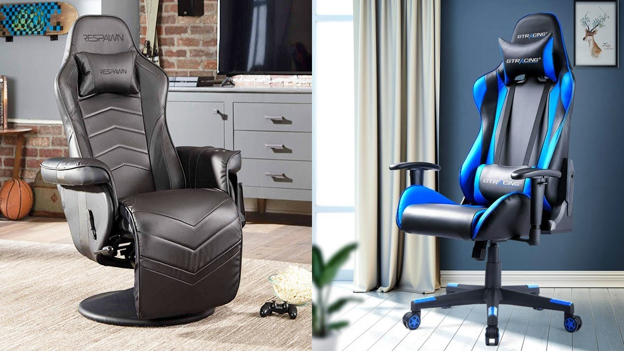 5 Best Gaming Chairs in 2019 - Comfortable Gaming Chairs On Amazon