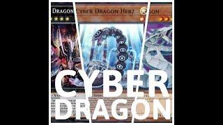 YGOPRO CYBER DRAGON DECK PROFILE DECEMBER 2018