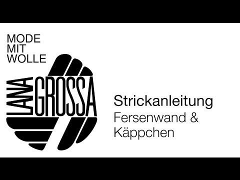 Strickanleitung Socken – Klassische Ferse
