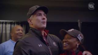 Frank Martin NCAA Selection Show Reaction
