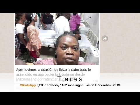 UNFPA Guinea Ecuatorial presentó su innovación en una Conferencia Mundial