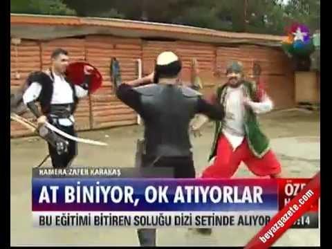 STAR TV Ana Haber Bülteni - İstanbul Atlı Okçuluk Spor Kulübü (13.02.2013)
