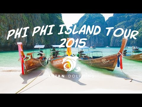 Snorkeling at Phi Phi island by Asian Dolphins Phuket, Thailand