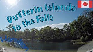 Driving in Niagara: Dufferin Islands to the Falls