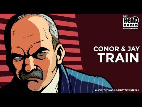 GTA: Liberty City Stories (Music from Head Radio) ~ Conor & Jay - Train