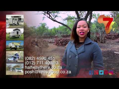 Halfway There Game Lodge Rustic Camp Accommodation - Gauteng