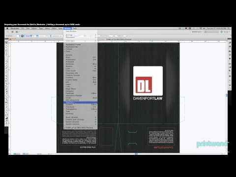 Illustrator Tutorial: Creating Print Ready Documents