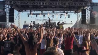 Alazka - Clockwork (Live) @ Nova Rock 2017