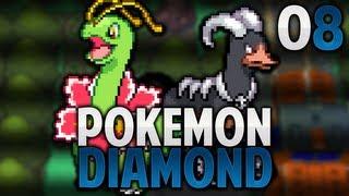 Pokemon Diamond | Randomizer Nuzlocke : #08- The Great Marsh!