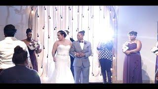 Dr. & Mrs. Miller | LGBT Wedding | Freshie Productions