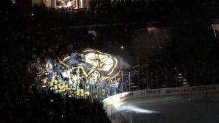 Boston Bruins Pregame Ceremony | Game 3 | April 17, 2017 | Marathon Monday | Stanley Cup Playoffs